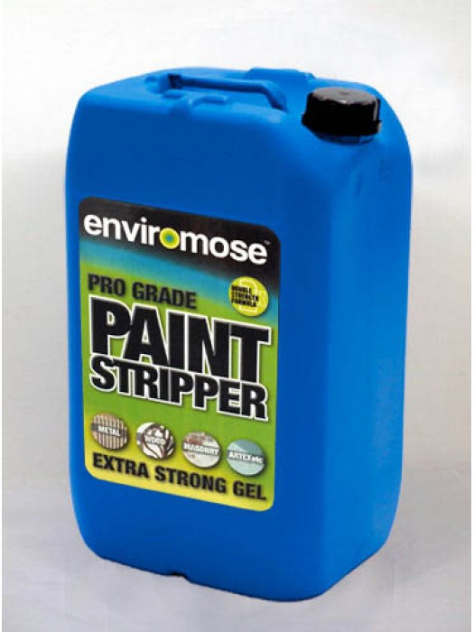 Enviromose Pro Grade Paint Stripper Extra Strong Gel - 25 Litres - £165.00